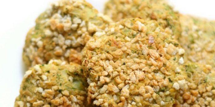 Gluten-Free + Vegan Chickpea Nuggets (Allergy-Free, Grain-Free)