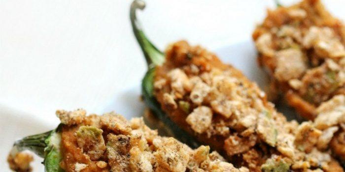 Gluten-Free Baked Jalapeño Poppers (Vegan, Allergy-Free)