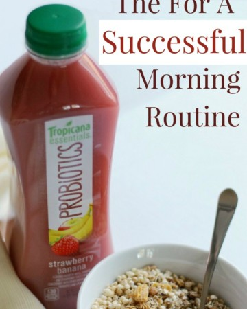 11 Of The Best Secrets For A Successful Morning Routine | Strength and Sunshine @RebeccaGF666 Your morning routine sets the course for the rest of your day. Make sure you're implementing 11 of the best secrets for a successful morning routine so you can carry that success and confidence with you all day long!