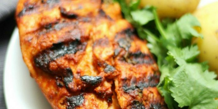 Grilled Peri-Peri Chicken (Gluten-Free, Paleo, Allergy-Free)