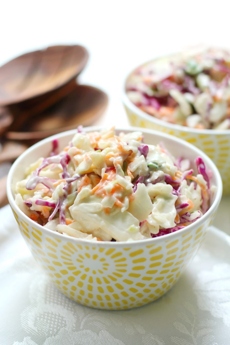coleslaw-wooden-spoon-two-bowls