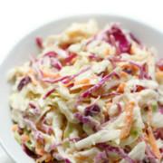 coleslaw-white-bowl