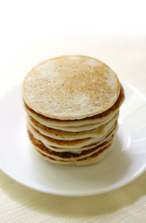 plain-stack-pancakes
