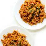 overhead-sun-dried-tomato-pesto-pasta-plates-pin