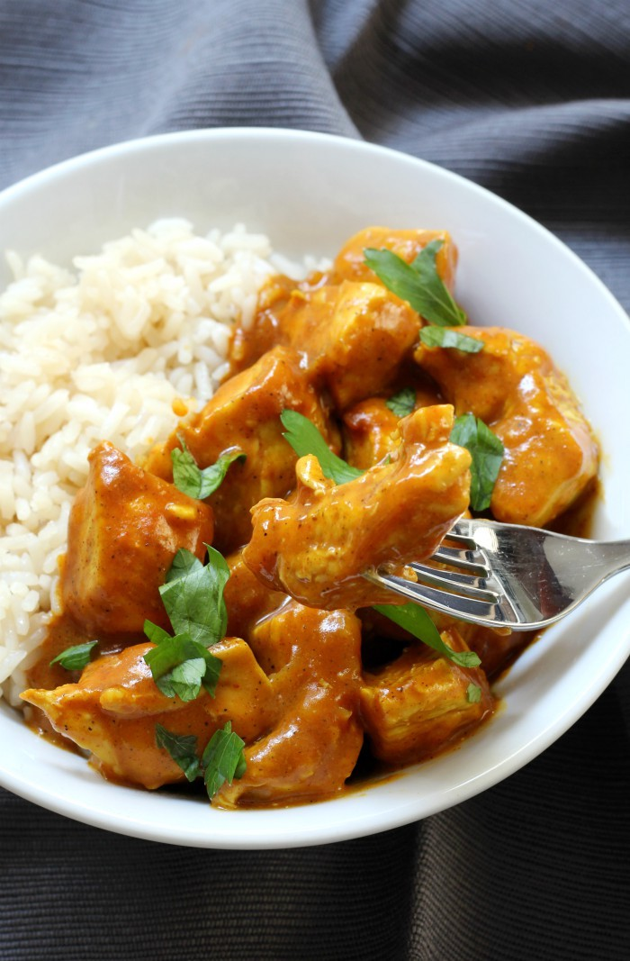 fork-bite-butter-chicken-bowl
