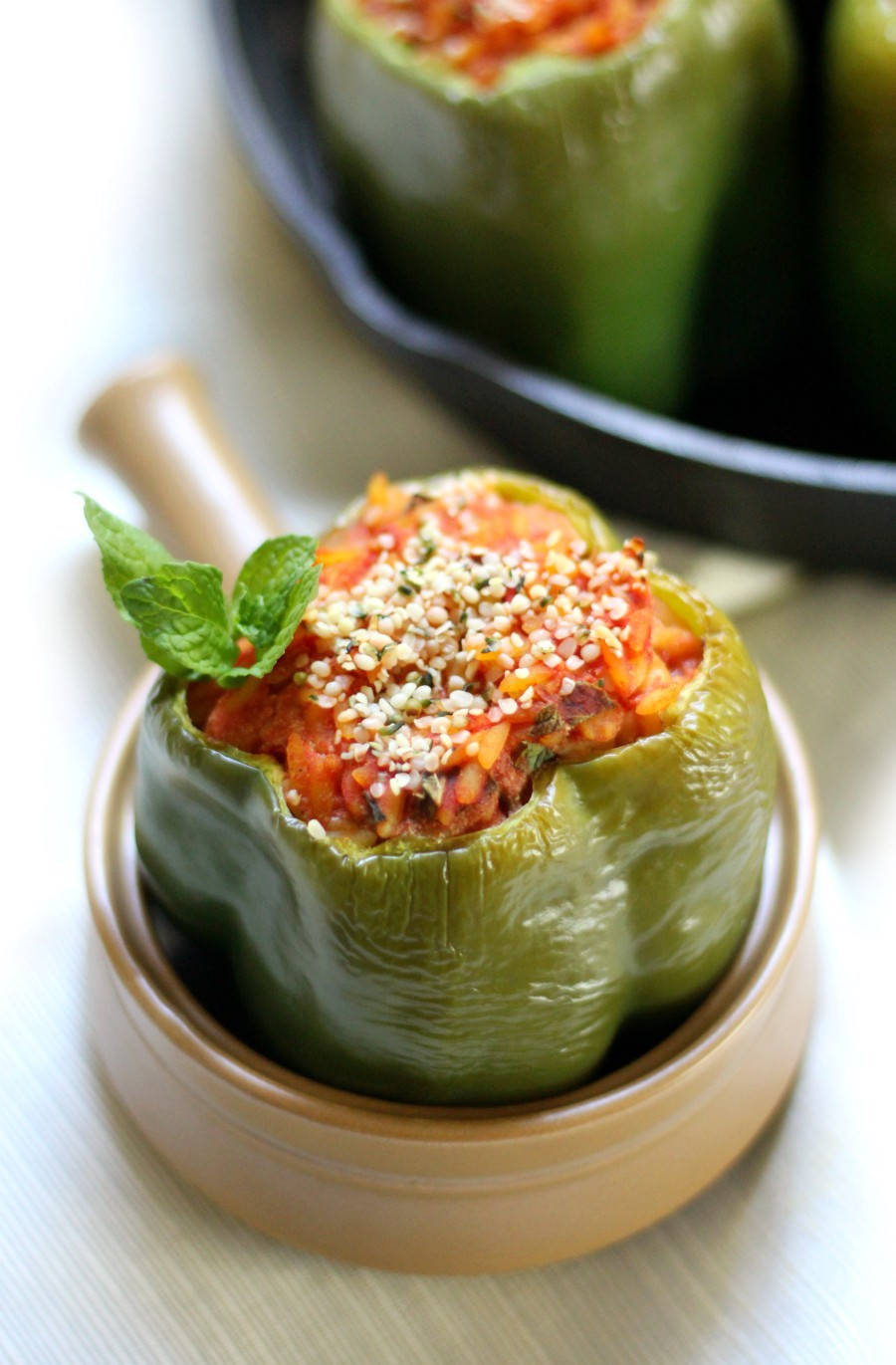 stuffed-pepper-bowl-cast-iron