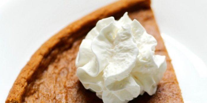 Gluten-Free Crustless Sweet Potato Pie (Vegan, Allergy-Free, Paleo)