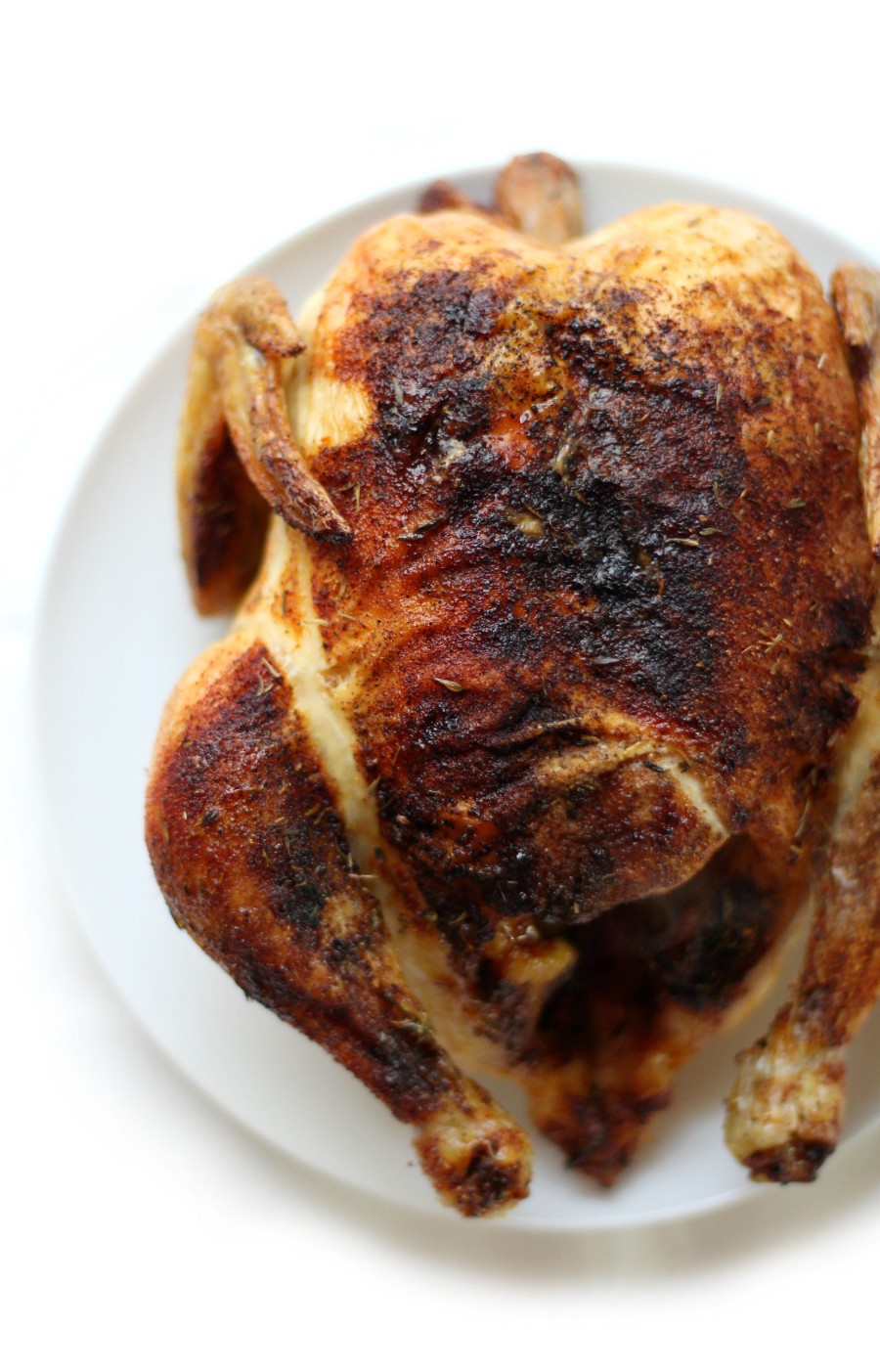 overhead-side-whole-rotisserie-chicken