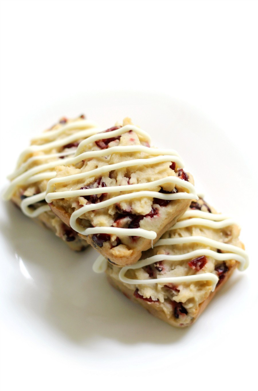 three-cranberry-bliss-bars-stacked