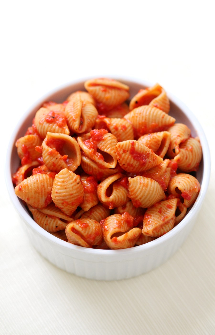 single-bowl-gluten-free-roasted-red-pepper-pasta