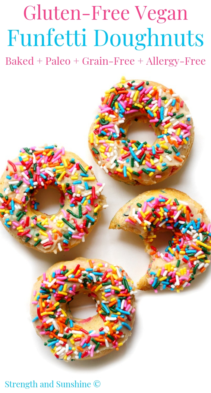 overhead-four-funfetti-doughnuts-on-white-pin