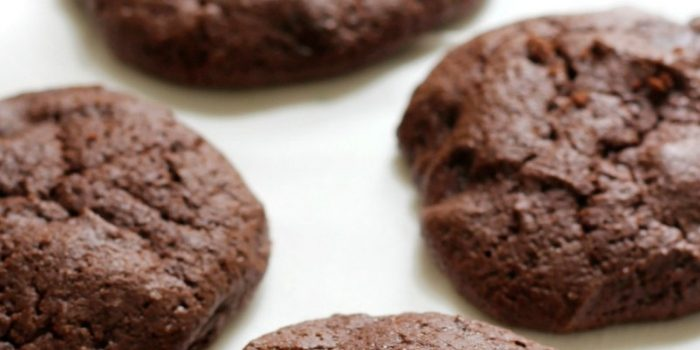 Gluten-Free Vegan Double Chocolate Chunk Brownie Cookies (Allergy-Free)