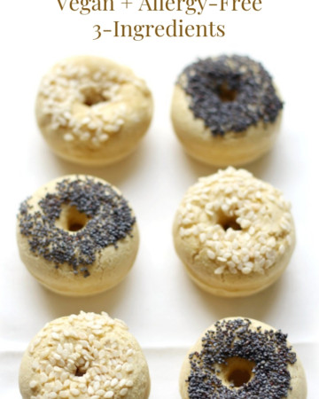 seeded-gluten-free-mini-bagels-on-white-cloth-pin