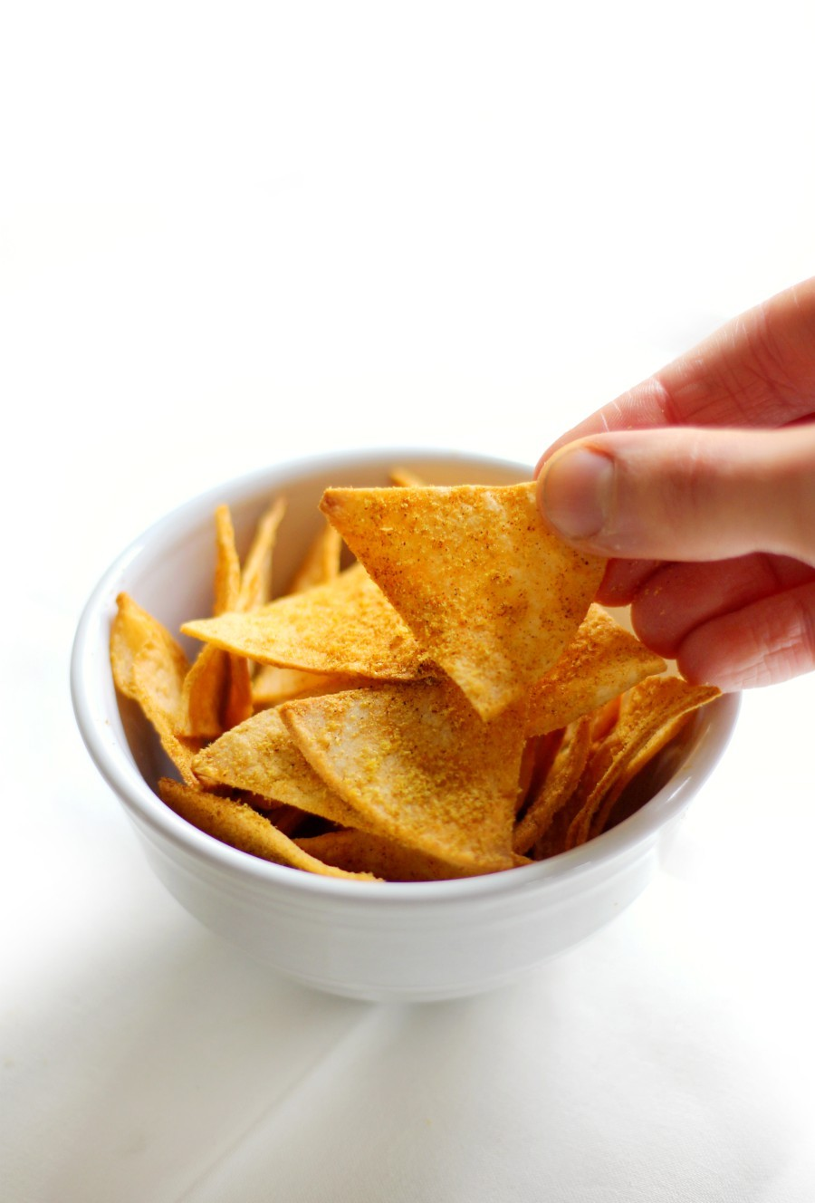 eating-nacho-cheese-vegan-doritos-bowl