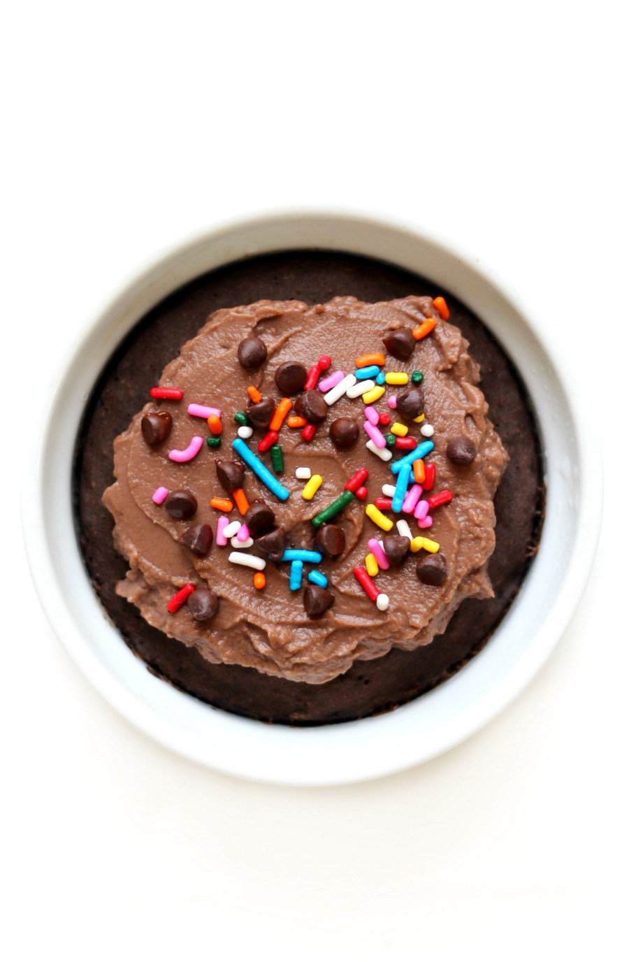 centered-overhead-frosted-chocolate-buckwheat-mug-cake