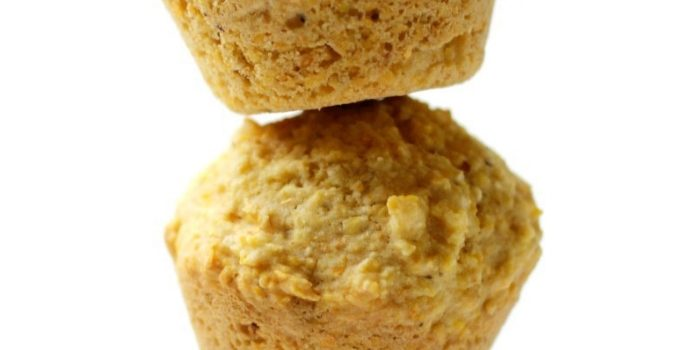 Mini Gluten-Free Cornbread Muffin Bites (Vegan, Allergy-Free)