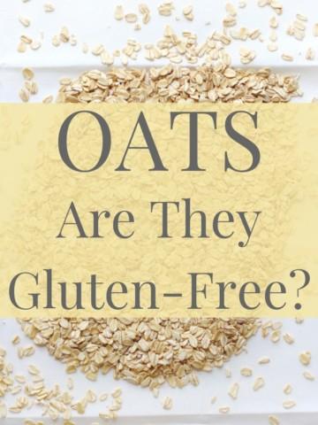 are oats gluten-free