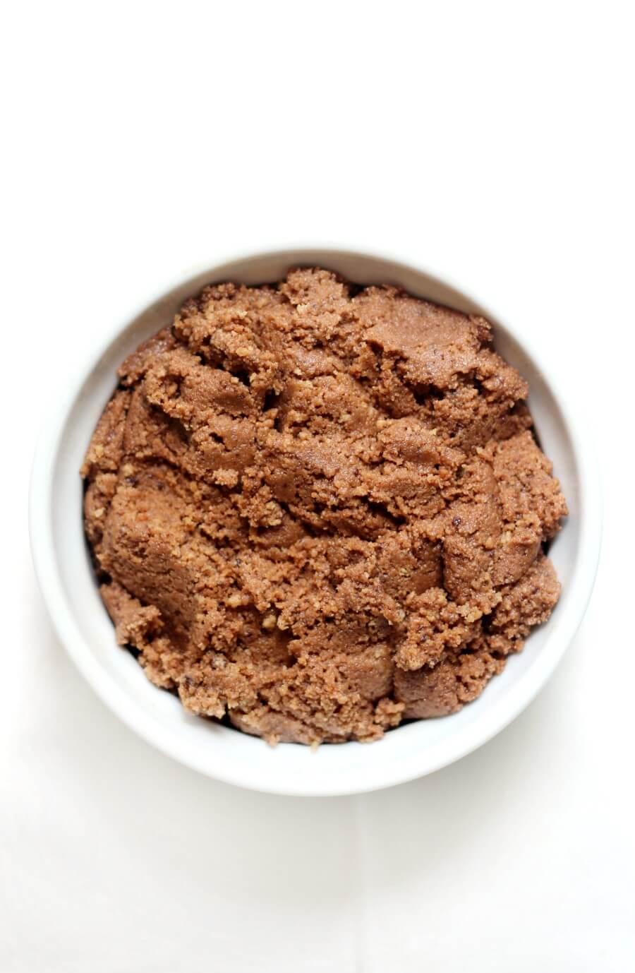 chocolate chip gluten-free cookie butter