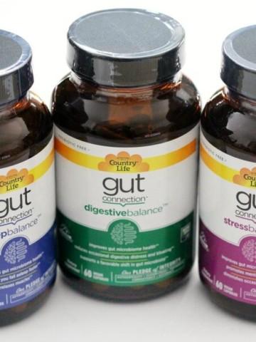 Gut Connection Supplements
