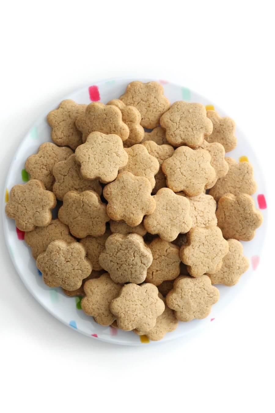 gluten-free cinnamon graham dunkaroo cookies
