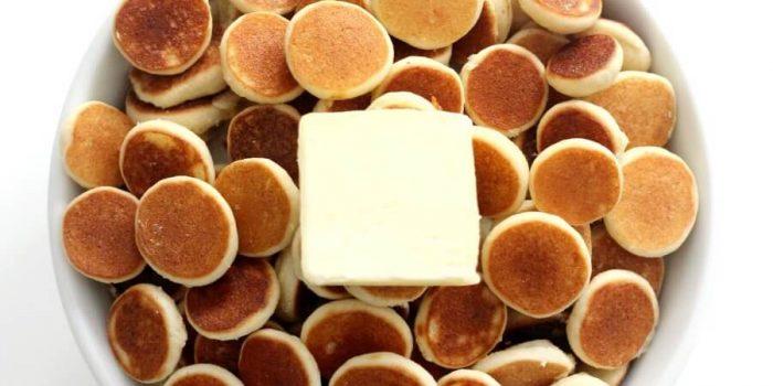 """Gluten-Free Pancake Cereal (Vegan, Allergy-Free) """"Mini Cereal Pancakes"""""""