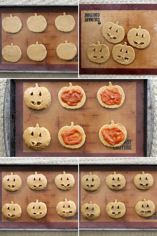 baking process for making little debbie pumpkin delights from scratch