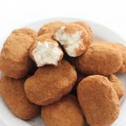 irish potato candy with image text